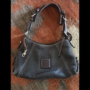 Dooney and Burke small leather purse